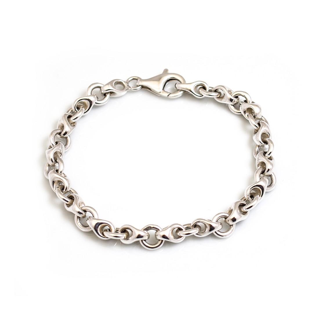 Sterling Silver Clemency Bracelet
