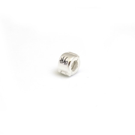 Sterling Silver Stop Bead