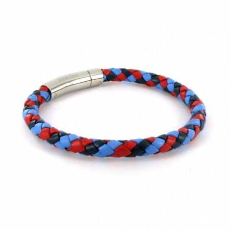 Leather Bracelet Hiho Help For Heroes