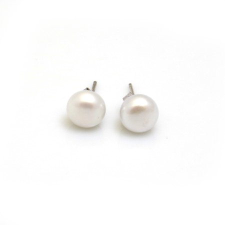 8mm Freshwater Pearl Studs