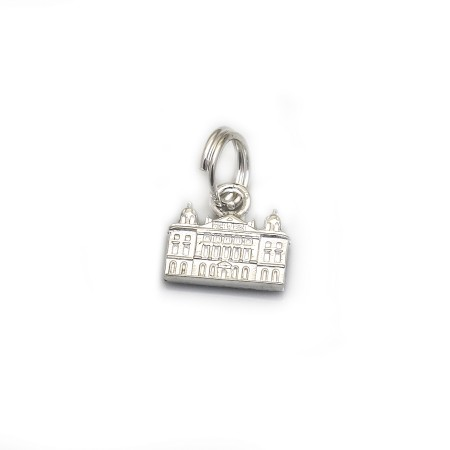 Exclusive Sterling Silver Badminton House Charm