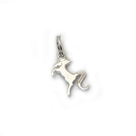 Exclusive Sterling Silver Rearing Horse Charm
