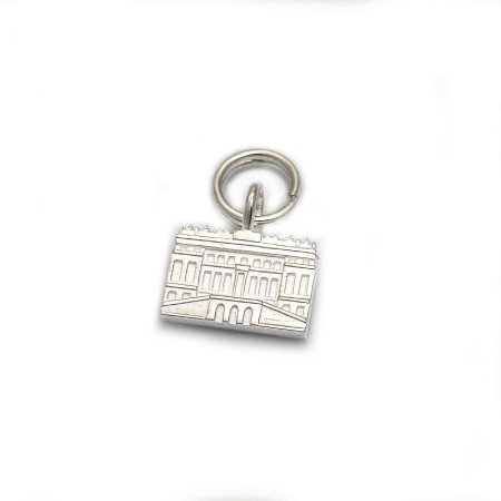 Limited Edition Sterling Silver Bramham House Charm