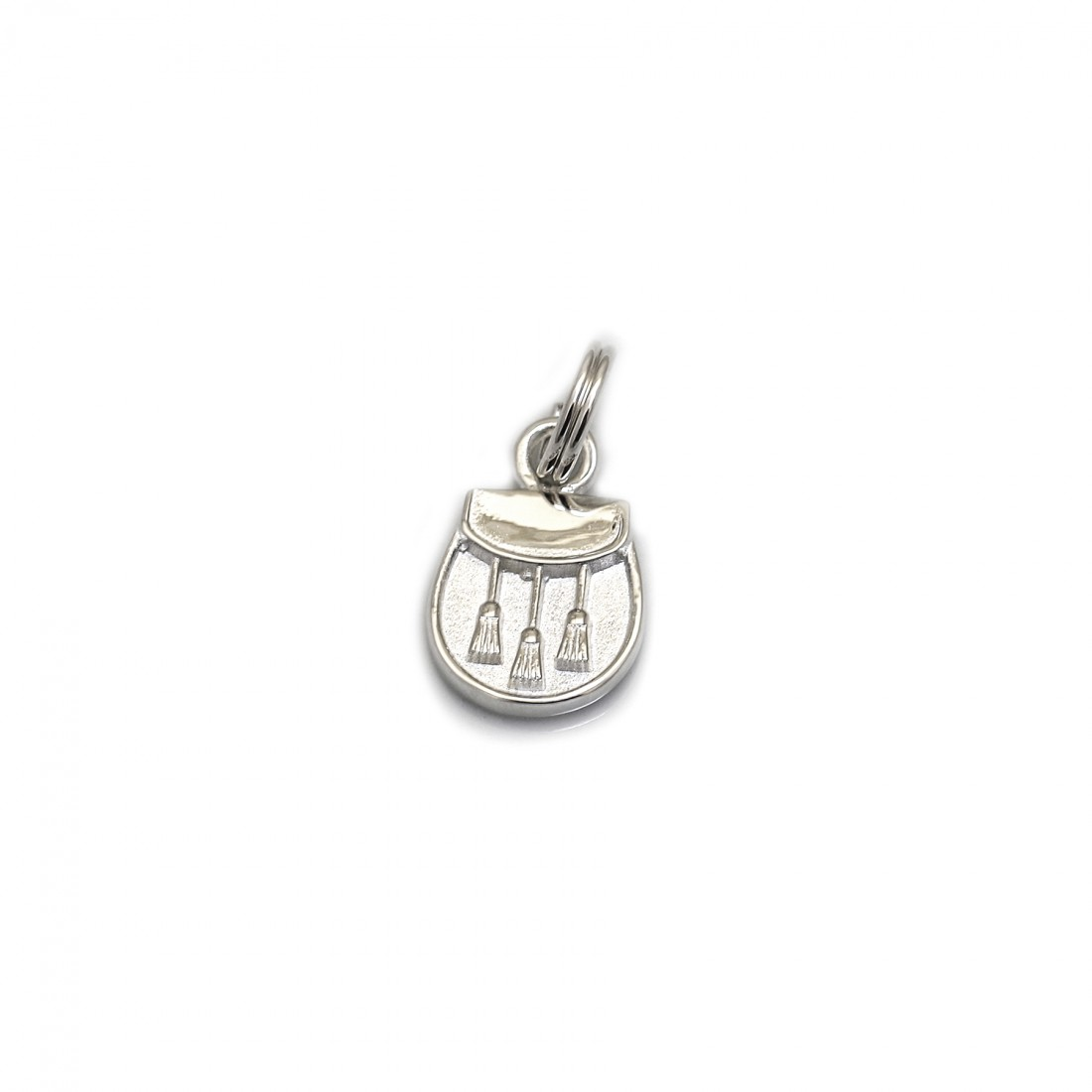 Limited Edition Sterling Silver Sporran Charm