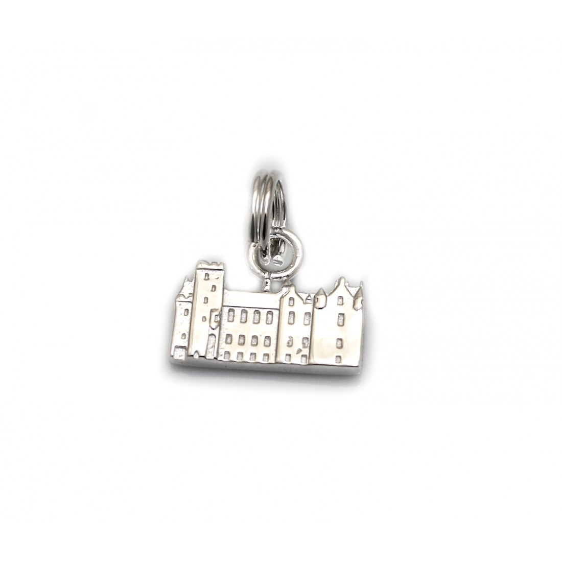 Limited Edition Sterling Silver Blair House Charm