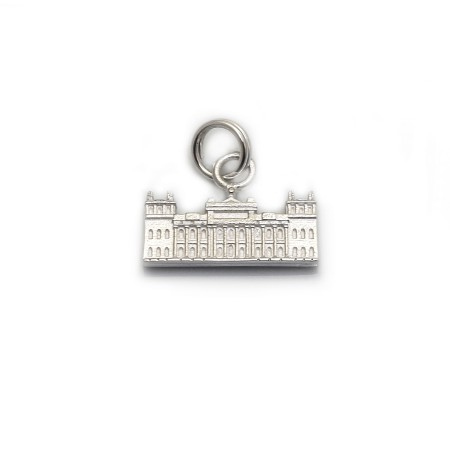 Limited Edition Sterling Silver Blenheim House Charm
