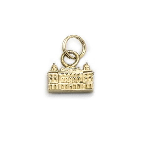 Exclusive 9ct Gold Badminton House Charm