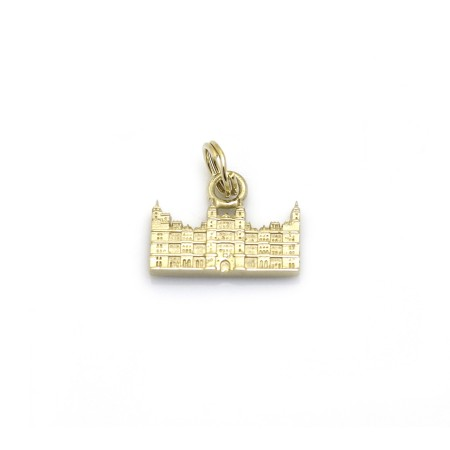 Exclusive 9ct Gold Burghley House Charm