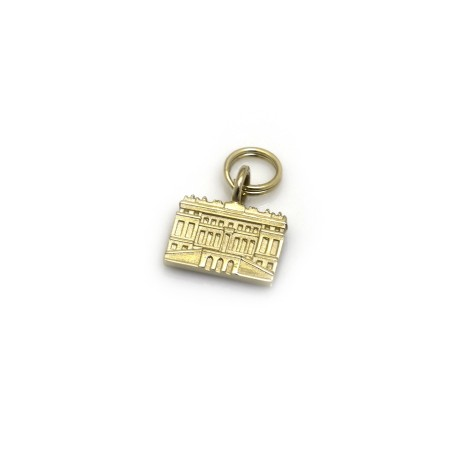Exclusive 9ct Gold Bramham House Charm