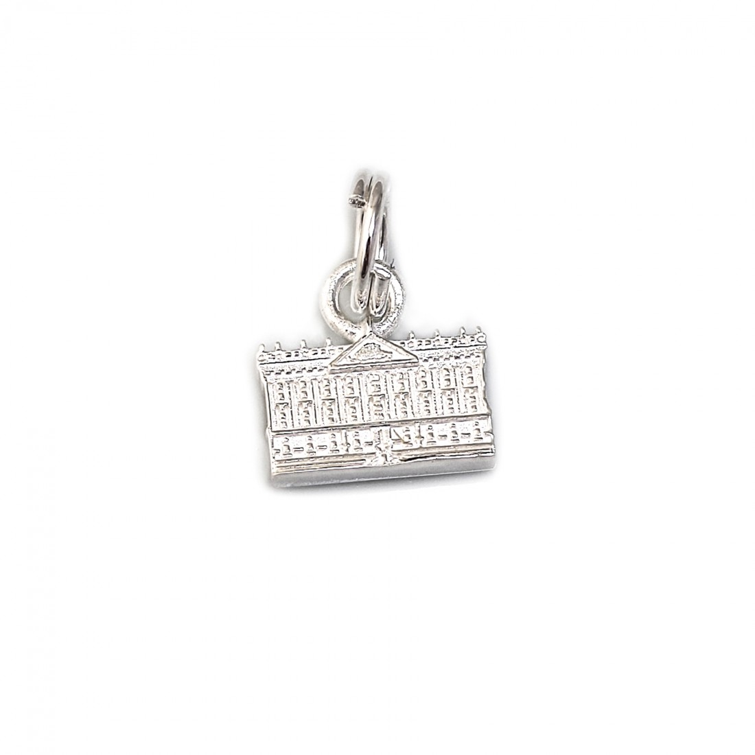 Exclusive Sterling Silver Chatsworth House Charm