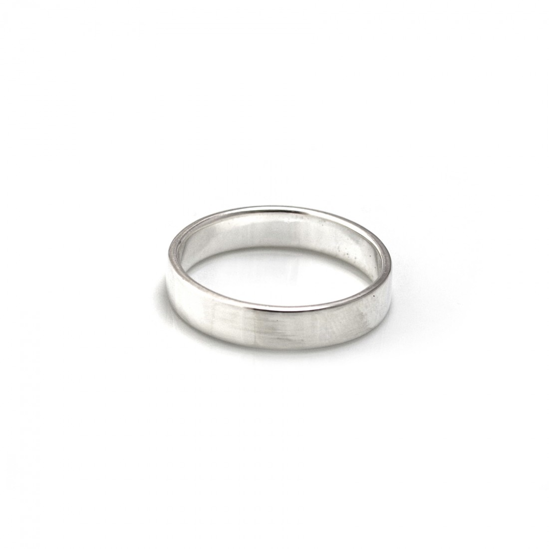 Sterling Silver Band Ring - 5mm