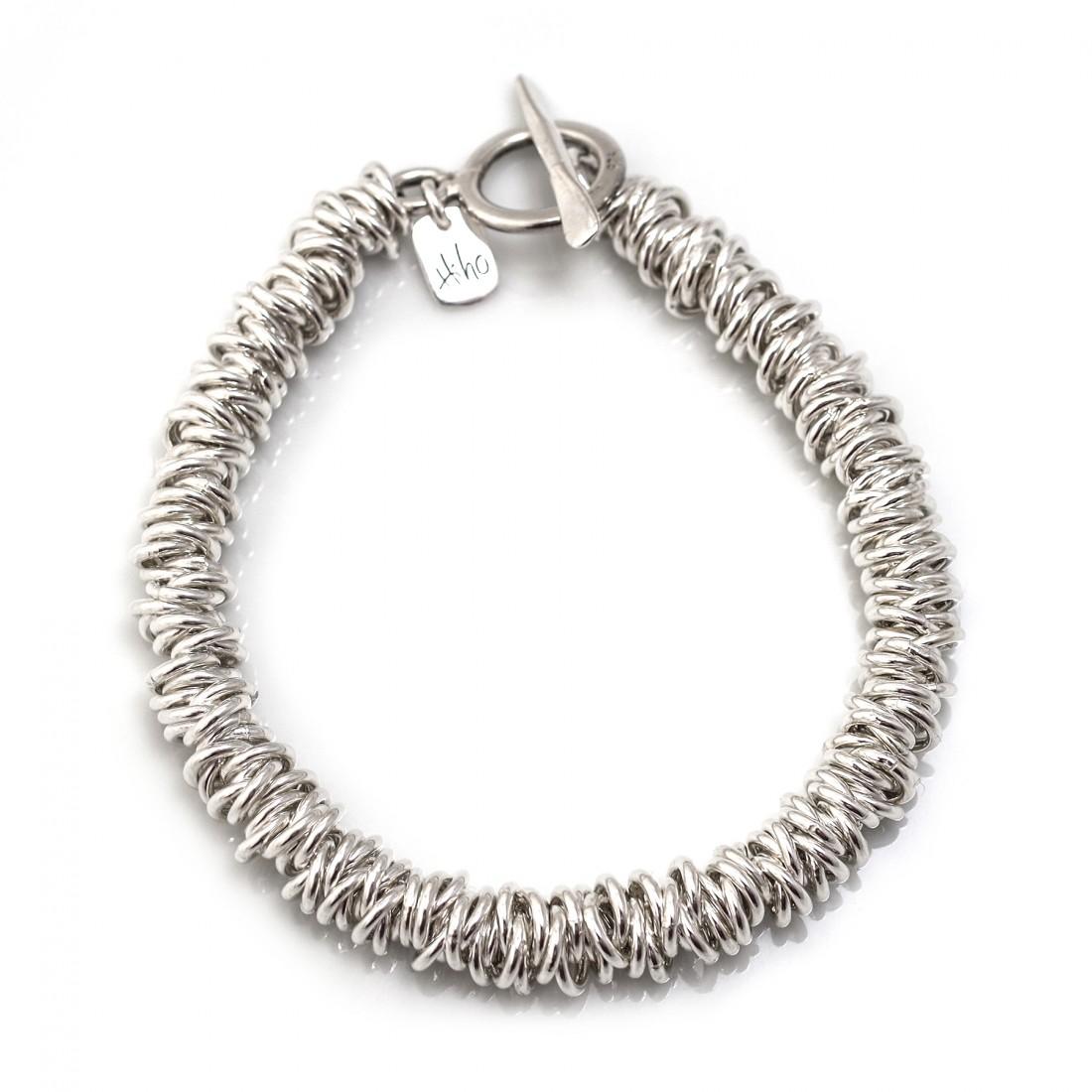 Sterling Silver Classic Multi-Links Bracelet