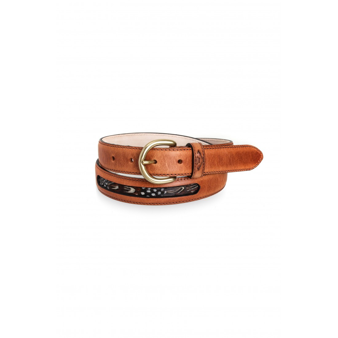 Mackenzie & George Drayton Feather Belt