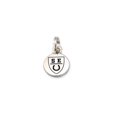 Exclusive Sterling Silver 'SEU' Charm