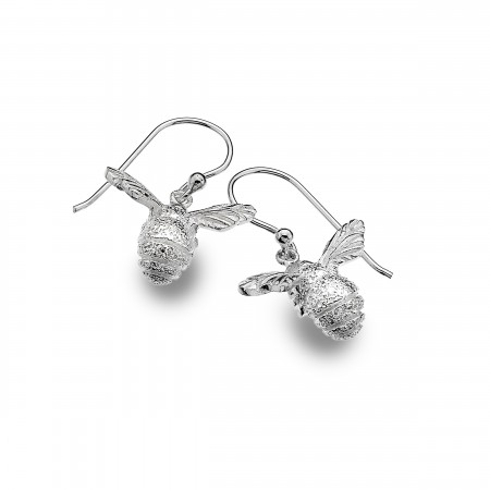 Sterling Silver Bumblee Earrings