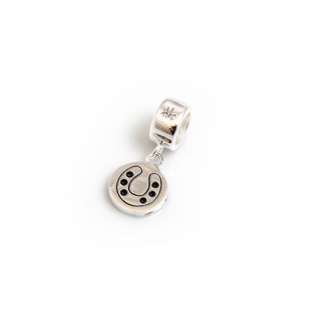 Limited Edition, Exclusive Sterling Silver Bramham Horse Trials 2017 Roller Charm