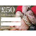 £50 Gift voucher - redeemable in stores