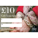 £10 Gift voucher - redeemable in stores