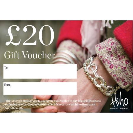 £20 Gift voucher - redeemable in stores