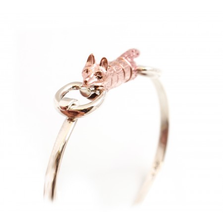 18ct Rose Gold Vermeil