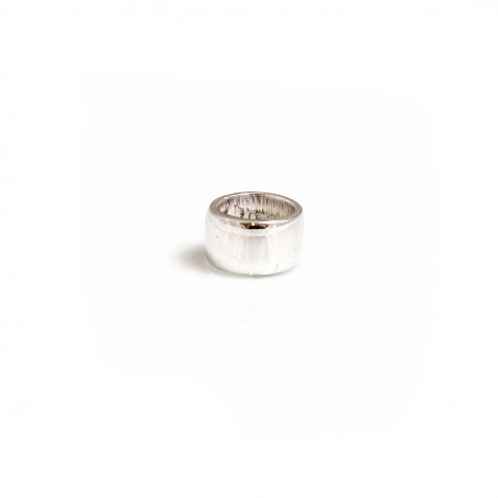 Sterling Silver Roller Bead