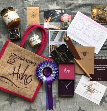 What's in a Hiho & Co goody bag?!