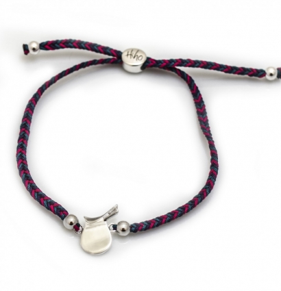 Saddle Friendship Bracelet from Hiho Silver gets ready for show season