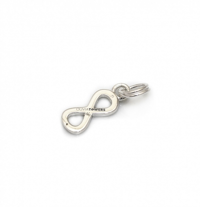 Hiho Silver launches new Olivia Towers Infinity Charm