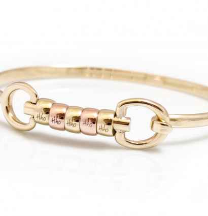 Brand New Solid Gold Bangles launched at Cheltenham