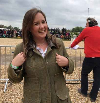 Sophie Callahan's top tips for Badminton Horse Trials