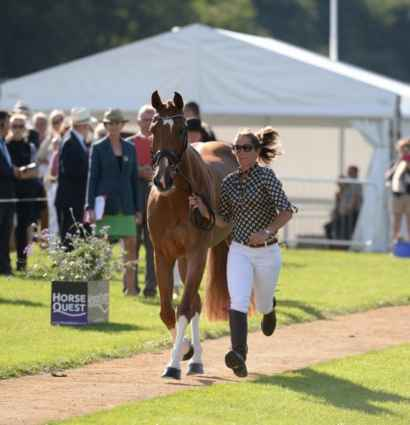Burghley Horse Trials… we're sponsoring the best dressed again!