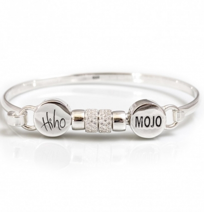 Hiho Silver designs two new bangles in collaboration with Mojo
